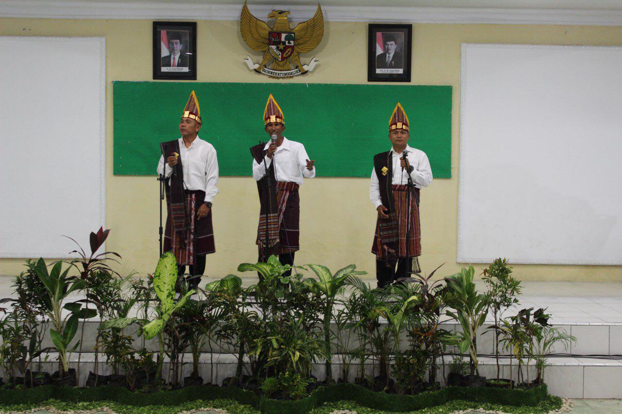 Cari Bibit Trio Naga, Yonkav 6/NK Selenggarakan Audisi Menyanyi Trio