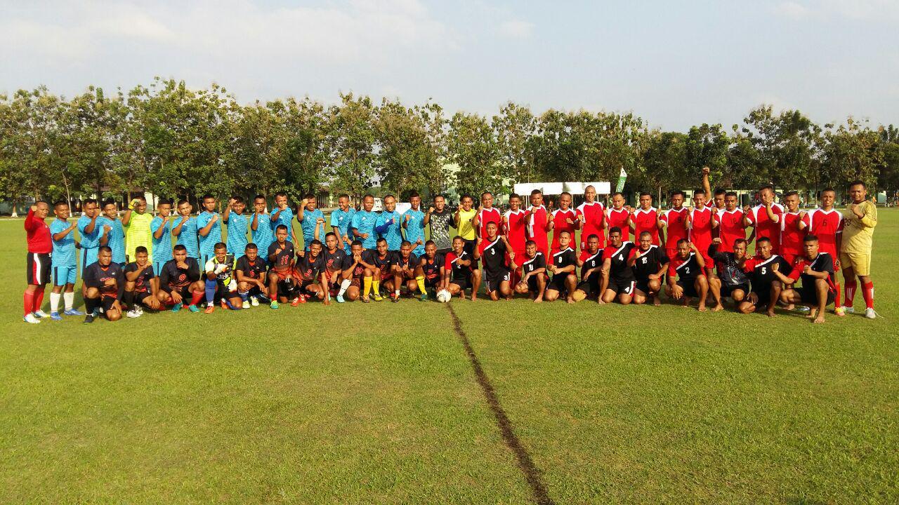 Kikav 63 Juara I  Pertandingan Sepak Bola