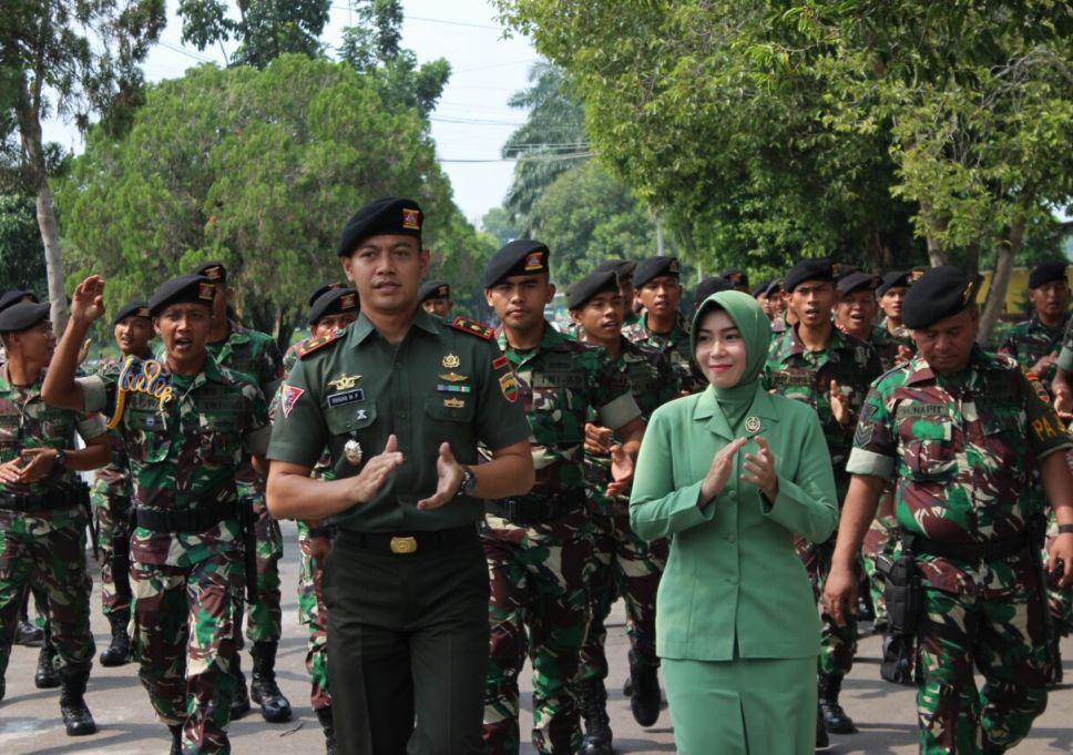 Mayor Kav Ikhsan Maulana Pradana,S.I.P. Resmi menjadi Warga Baru Naga Karimata