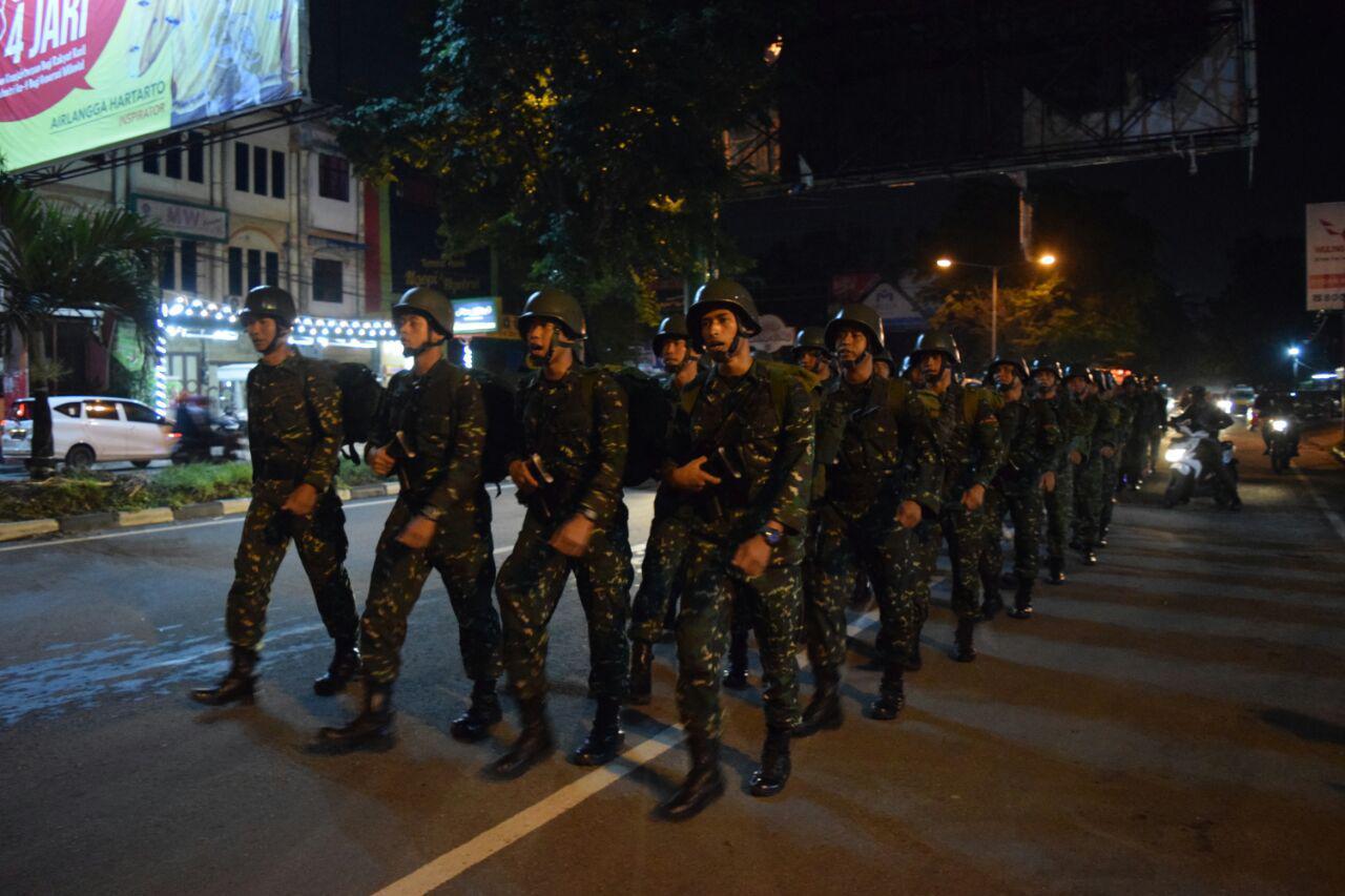 Hanmars Minggu Militer Ciptakan Kedisiplinan, Soliditas dan Fisik Yang Baik